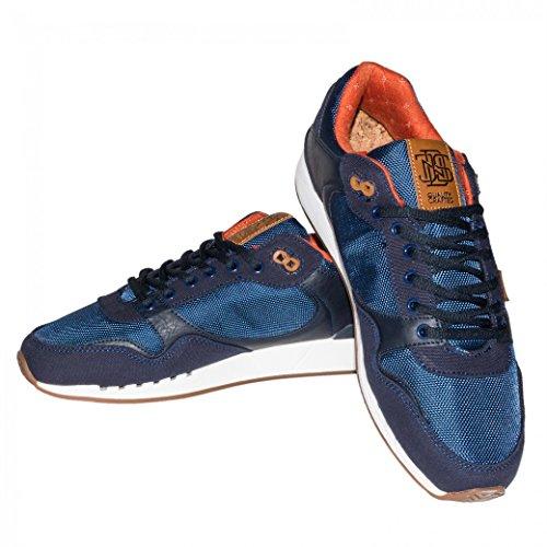 Djinns Schuhe Easyrun Nr2 Mixalot Noir