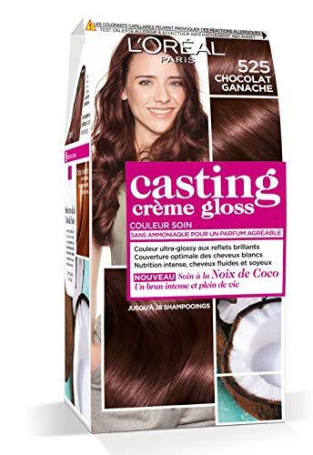 L'Oréal Paris Casting Crème Gloss Coloration Ton Sur Ton 5.25 Chocolat Ganache