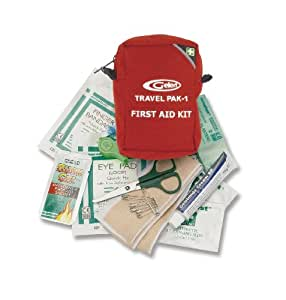 Gelert First Aid Kit - Red