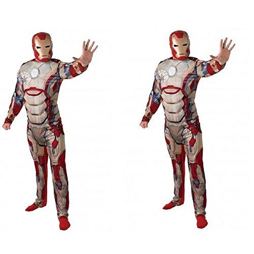 Kostüme Erwachsene Ironman (Schickes Iron Man-Kostüm für)