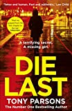 Die Last (DC Max Wolfe) by Tony Parsons