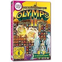 PurpleHills Die Prüfungen des Olymps 2 - Zorn der Götter