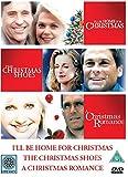Christmas Box Set - Christmas Shoes/A Christmas Romance/I'll Be Home For Christmas [DVD] [UK Import]