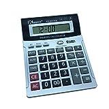 8chiffres anglais parler calculatrice avec alarme, Time Show, vérifier l'argent ordinateur de bureau