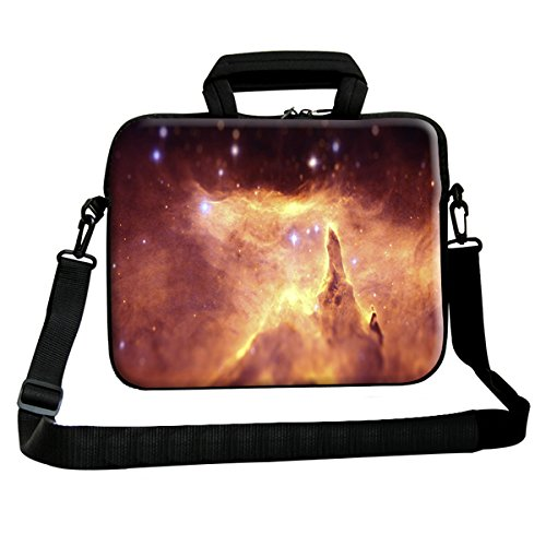 Theskinmantra Galaxy beauty sling bag for 15.6 inch laptops