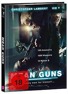 Mean Guns - Mediabook (limitierte Auflage 250 Stück) - Cover-Motiv 2 [Blu-ray]