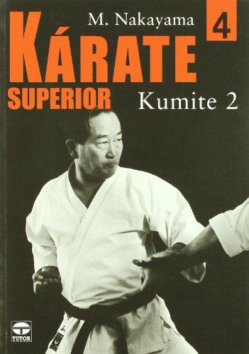 Karate Superior 4 por Masatoshi Nakayama