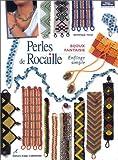 Perles de rocaille : Bijoux fantaisie, enfilage simple