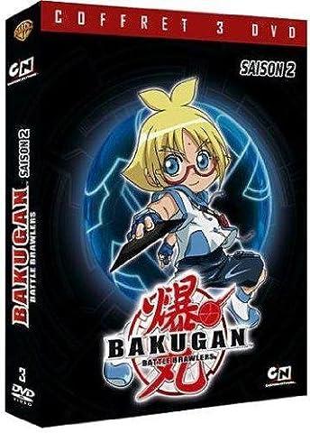 Bakugan Battle Brawlers - Saison 2