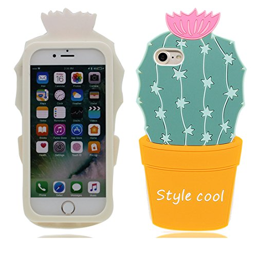 iPhone 6S Copertura,iPhone 6 Custodia,hamburger del fumetto 3D bella copertura molle della cassa del silicone di TPU della pelle protettiva della pelle Case cover per iPhone 6S / 6 4.7 inch colour 3