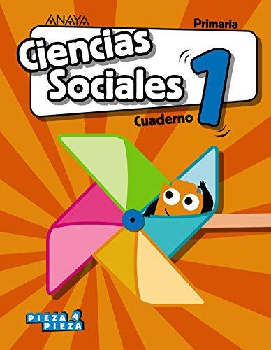 Ciencias Sociales 1. Cuaderno. (Pieza a Pieza)