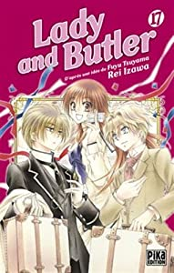 Lady and Butler Edition simple Tome 17