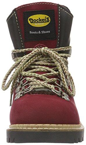 Dockers by Gerli - 39wy201-300720, Stivali bassi con imbottitura leggera Donna Rosso (Rot (dunkelrot 720))