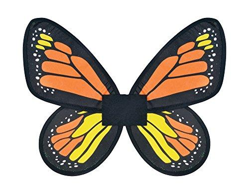 Schmetterling Fügel Monarch (Kinder Größe) Requisit für Märchen Insekten Kostüm Zubehör