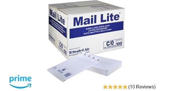 Envelopes All Sizes White Mail Lite Bubble Wrap Padded Bags BULK A - K+LL