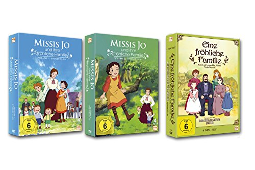 Edition & Missis Jo und ihre fröhliche Familie (12 DVDs)