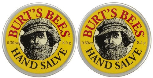 Burt's Bees Hand Salve, 0.3 oz, Mini (Quantity of 5) by Trifing