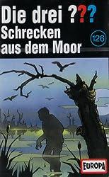 Die Drei ??? - CD: Die drei ??? - MC: Bd. 126: Schrecken aus dem Moor, 1 Cassette: Flg. 126