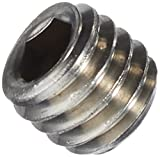 Widex 52091458DIN 914, Perno filettato, acciaio inox A2, M5x 8, confezione da 1000pezzi