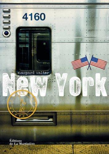 New York. Ticket to par Gaspard Walter