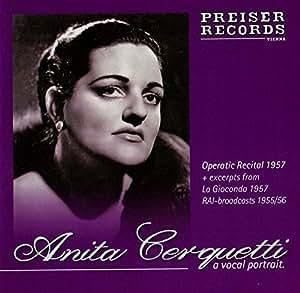Anita Cerquetti a Vocal Portrait