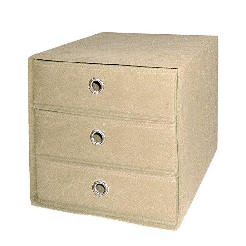 intertrade-1544-faltbox-mit-3-schubkasten-3-er-set-beta-3-32-x-32-x-32-cm-beige