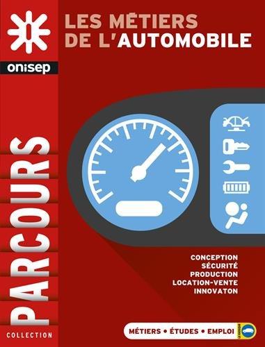 Les métiers de l'automobile par onisep