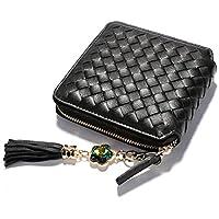 hand-woven portafoglio/Breve borsa con