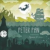 Peter Pan - der Kinderbuch Klassiker mit dreidimensionalen Elementen in einem Pop-up Buch