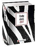 Code civil 2017 - Jaquette graphik zèbre: Version Ebook incluse.