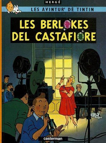 Les avintur' d?? Tintin : Les berlokes del Castafiore by Herg?? (2005-11-16)