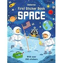 First Sticker Book Space