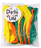 Charlie & Lola Balloons