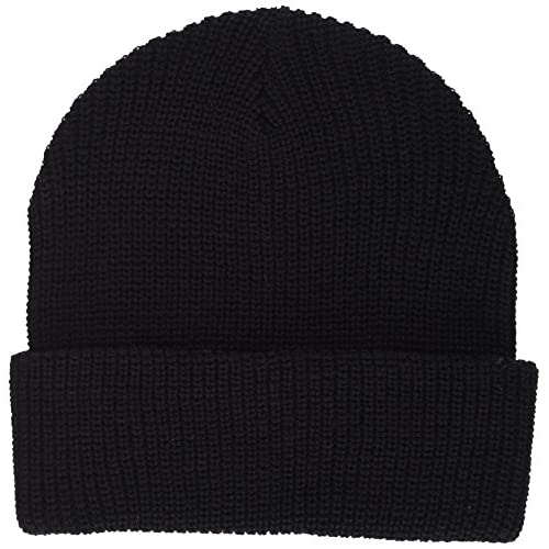513y2Blz6tL. SS500  - US WATCH CAP WOOL BLACK