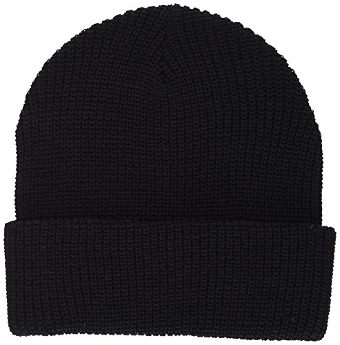 513y2Blz6tL - US WATCH CAP WOOL BLACK