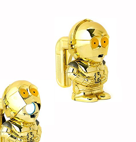 Disney Star Wars 3po C Lampe de poche parlante Talking C-3po Flash Light