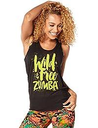 Zumba Fitness Z1t01238 Débardeur Femme daa2b3f7d2d