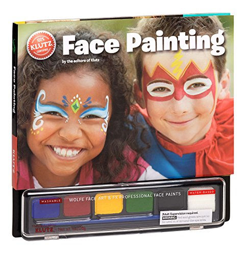 Face Painting (Klutz) - Age Play Kostüm
