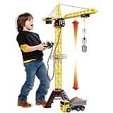 Fast Lane Mega Crane Set by Toys R Us