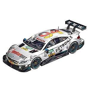 Carrera Toys-Digital 124 Coche Miniatura Mercedes-AMG C 63 DTM P.Wehrlein, No.94, Color Plateado (20023881)