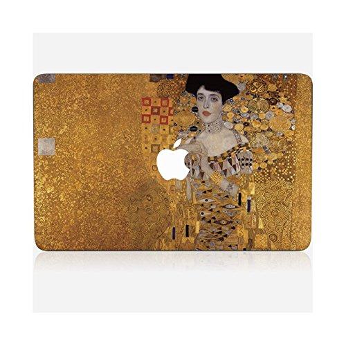 Adesivo MacBook Pro 13Retina di in skinkin–Design originale: Adele Bloch-Bauer 1PAR Gustave Klimt - Amazon Videogiochi