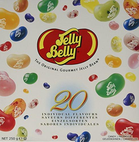 Jelly Belly 20 Sorten Mischung Geschenkpackung