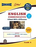 Golden English Comunicative A book with difference Class- 10