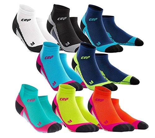 CEP Damen Low Cut Women Socken, Schwarz, Gr. 34-37 (Herstellergröße:II)