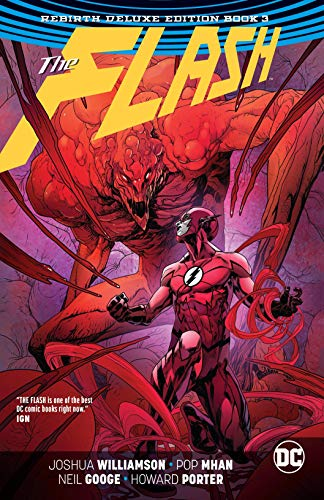Flash: The Rebirth Deluxe Edition - Book 3 (The Flash (2016 ...
