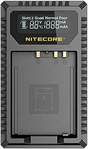 Nitecore Fx1 Fujifilm W126 W126s 2 Stunden Dual Slot Elektronik