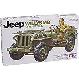 Tamiya 300035219 Jeep Willy MB, Escala 1/35, Verde