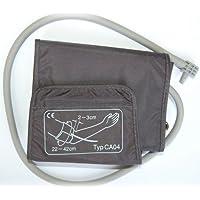 Boso universal manguito para sangre Impresión/Velcro manguito con manguera integrada/tren Bügel brazalete de velcro 22–42cm