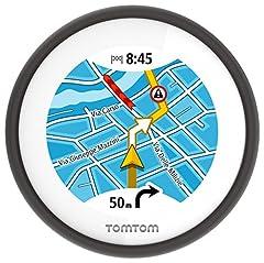 Idea Regalo - TomTom 1SP0.001.04 VIO, Navigatore per Scooter con Navigazione dettagliata, Avvisi su Tutor&Autovelox, Percorsi alternativi per Evitare Il Traffico e Visualizzazione del chiamante, Nero