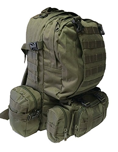 Mil-Tec Defense Pack Assembly Oliv